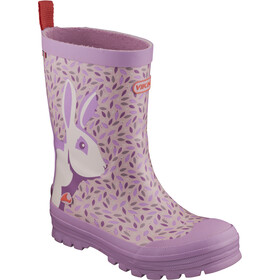 Viking Footwear Big Rabbit Boots Kinder pink/multi